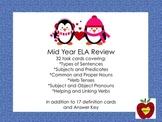 ELA Review Task Cards (Penguin)