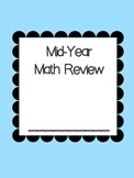 Mid-Year Math Review