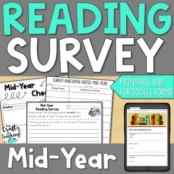 Mid-Year Reading Survey