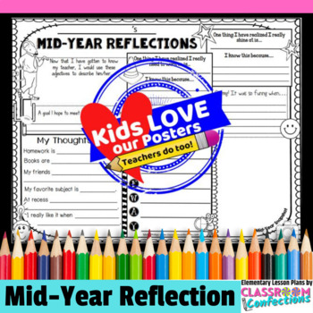 Mid-Year Reflections Poster Activity