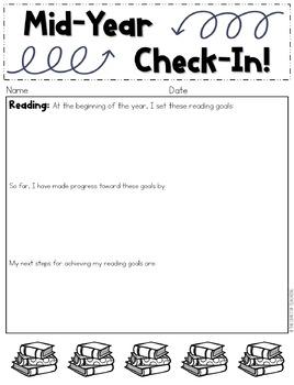 Mid-Year Student Surveys BUNDLE