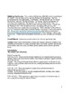 Middle Age English Literature Full Unit with Test, Key, Essay & Sample