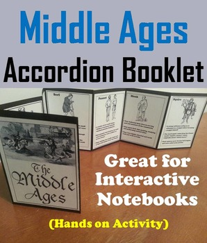 The Middle Ages Activity (Medieval Feudal Europe/ Feudalism)