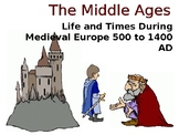 Middle Ages 500-1400