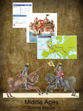 Middle Ages Activity Bundle - 16 Lessons in 1!