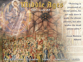 Middle Ages Art History Poster