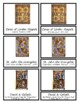 Art History - Middle Ages (Montessori 3 Part Cards)
