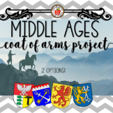 Middle Ages Coat of Arms Project