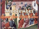 Middle Ages Common Core Digital Lesson