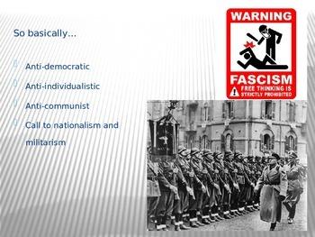 The Interwar Period PowerPoint