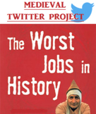 Middle Ages - Dirty Jobs Twitter Project
