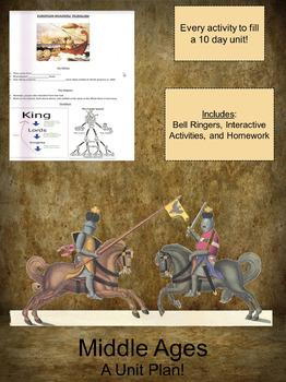 Middle Ages: A Unit Plan