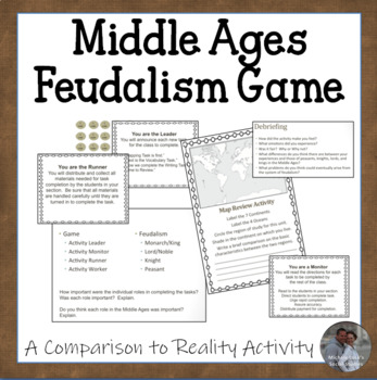 Middle Ages Feudalism Game