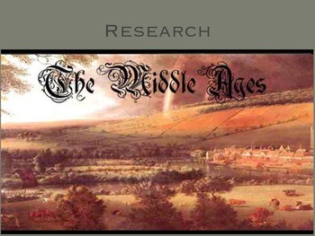 Middle Ages History Research