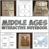 Middle Ages Interactive Notebook