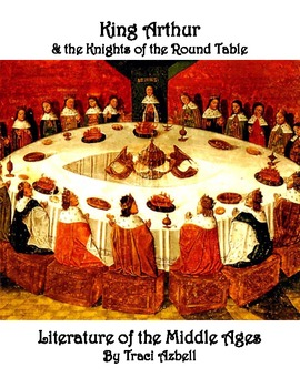 Middle Ages Literature: King Arthur lit. circles & Lais of Marie de France