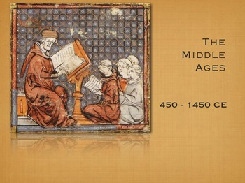 Middle Ages (Medieval Era) Music Part 1 Presentation - Keynote Version (Mac)