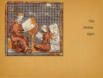 Middle Ages (Medieval Era) Music Part 1 Presentation - Pow