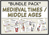 Medieval Times / Middle Ages (BUNDLE PACK)