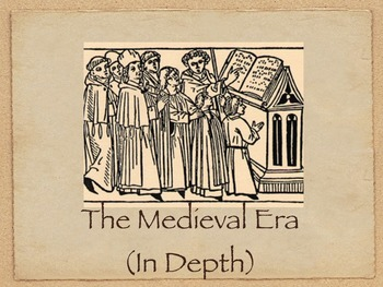 Middle Ages Music Part 2 In-Depth Presentation - Keynote Version (Mac)