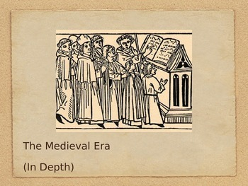 Middle Ages Music Part 2 In-Depth Presentation - Powerpoint Version