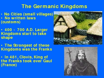Middle Ages Part 1(2 parts) Powerpoint Presentation