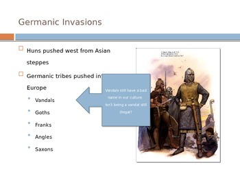 Middle Ages PowerPoint