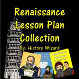 Renaissance Webquest Collection