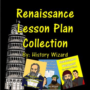 Renaissance Lesson Plan Collection