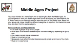 Middle Ages Project