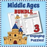 Middle Ages Puzzle Bundle