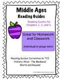 Middle Ages Reading Guide for TCI Textbook