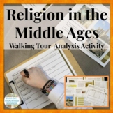 Middle Ages Religion Analysis Activity