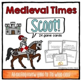 """Middle Ages """"SCOOT!"""""""