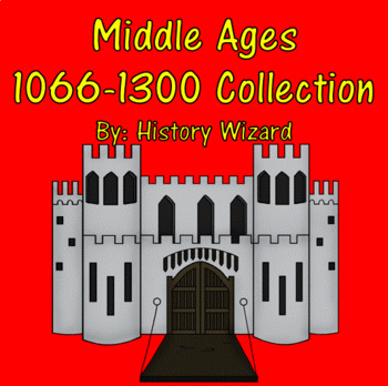 Middle Ages Sampler (History Wizard)