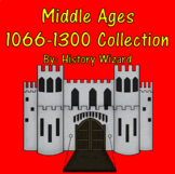Middle Ages 1066 to 1300 Collection