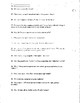 Middle Ages Study Guide, Test, and Answer Key
