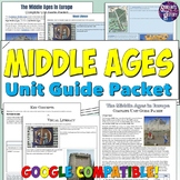 Middle Ages Study Guide and Unit Packet