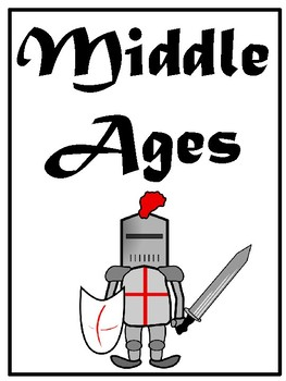 Middle Ages: Test included