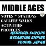 Middle Ages Unit Bundle