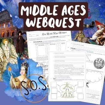 Middle Ages Webquest