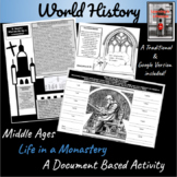 Middle Ages: What was life like in a monastery? (Distance Learning)