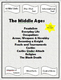 Middle Ages and Medieval Times - castles, knights, The Plague