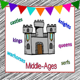 Middle Ages for Elementary Students