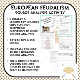 Middle Ages DBQ [What led to the decline of feudalism?]