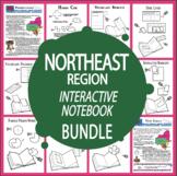 Northeast Region Bundle + AUDIO–New England States & Middle Atlantic States
