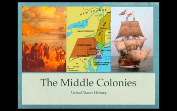 Middle Colonies Keynote Presentation