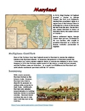 Middle Colonies Note Stations