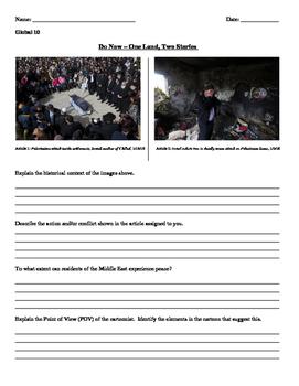 Middle East Article Comparison