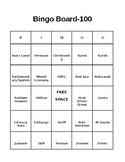 Middle East Bingo Boards